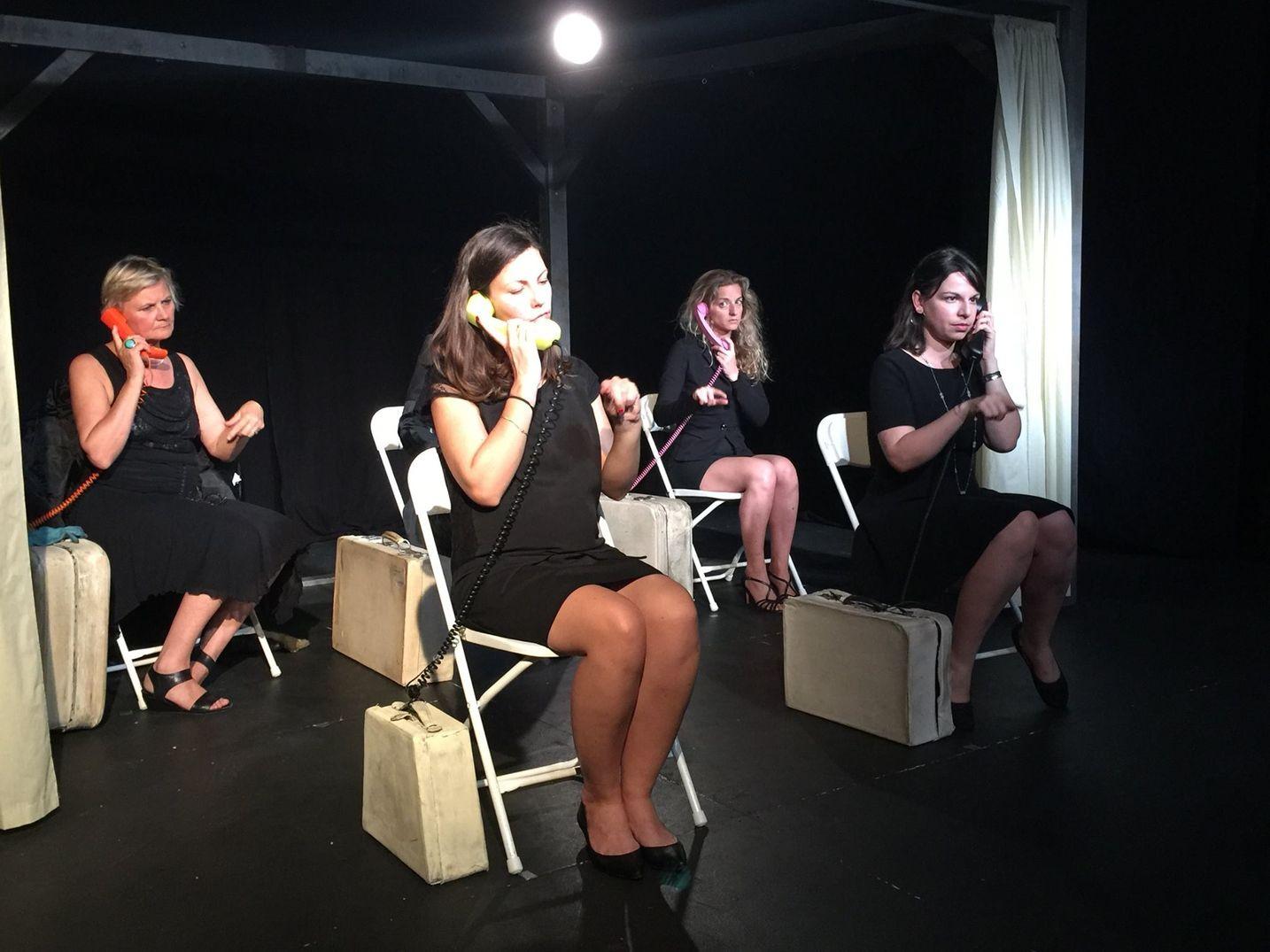 extrait spectacle théâtre amours le workshop