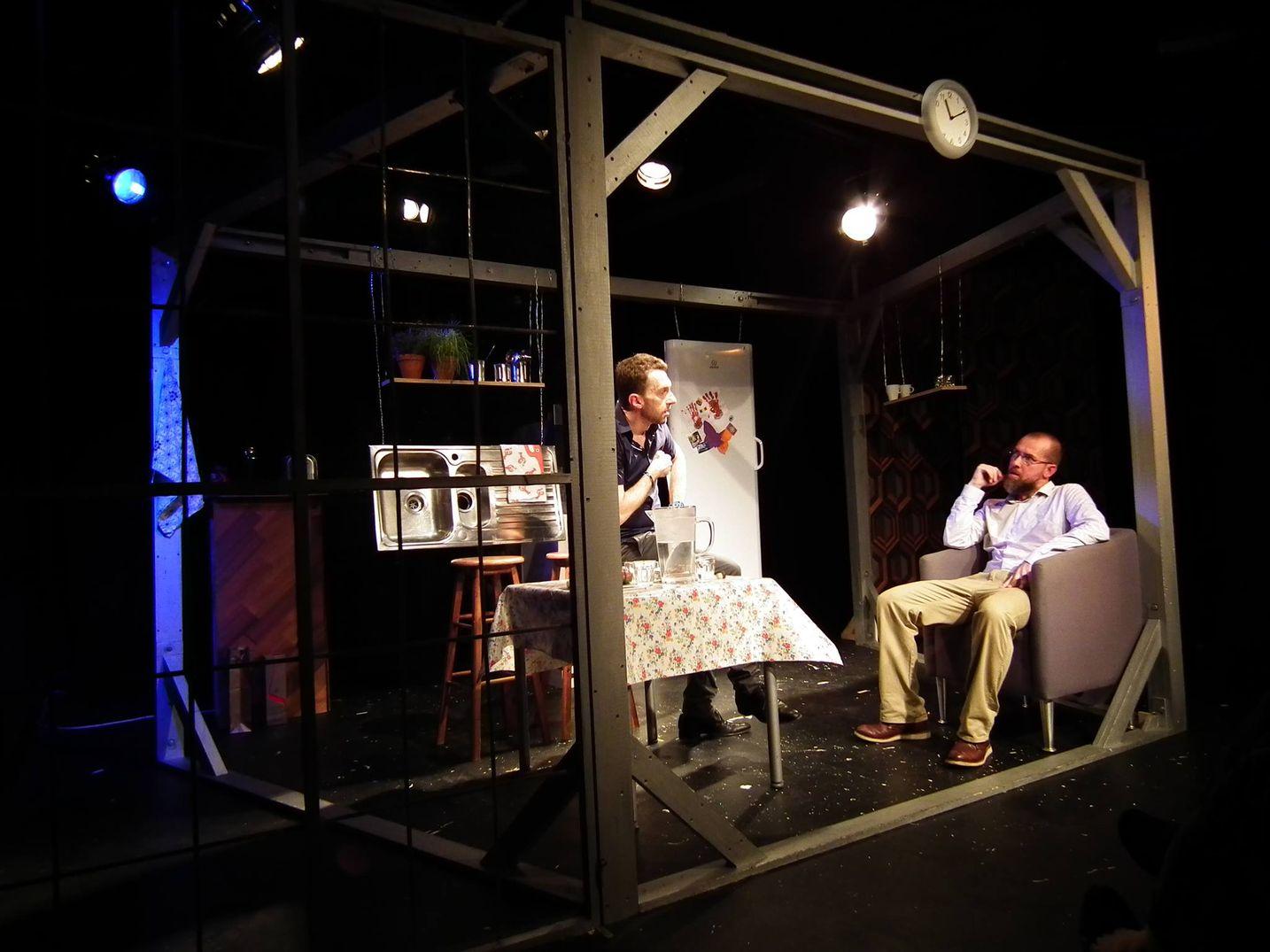 extrait spectacle théâtre cuisine et dépendances le workshop
