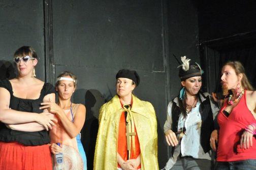 extrait spectacle théâtre la nuit des rois le workshop