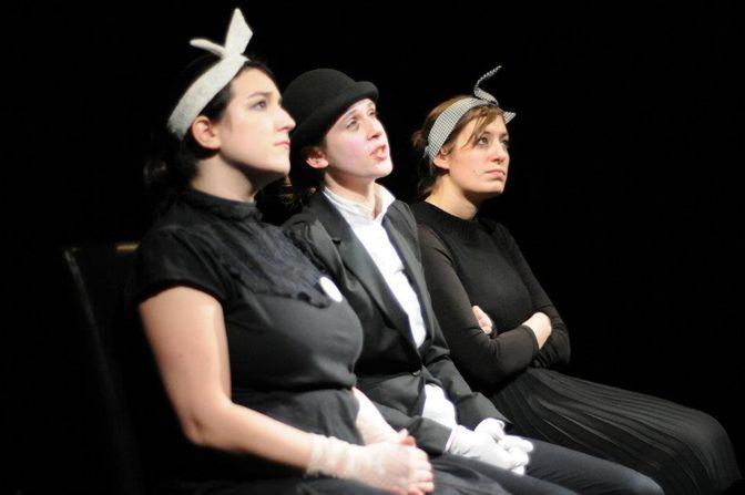 extrait spectacle théâtre le deuil le workshop