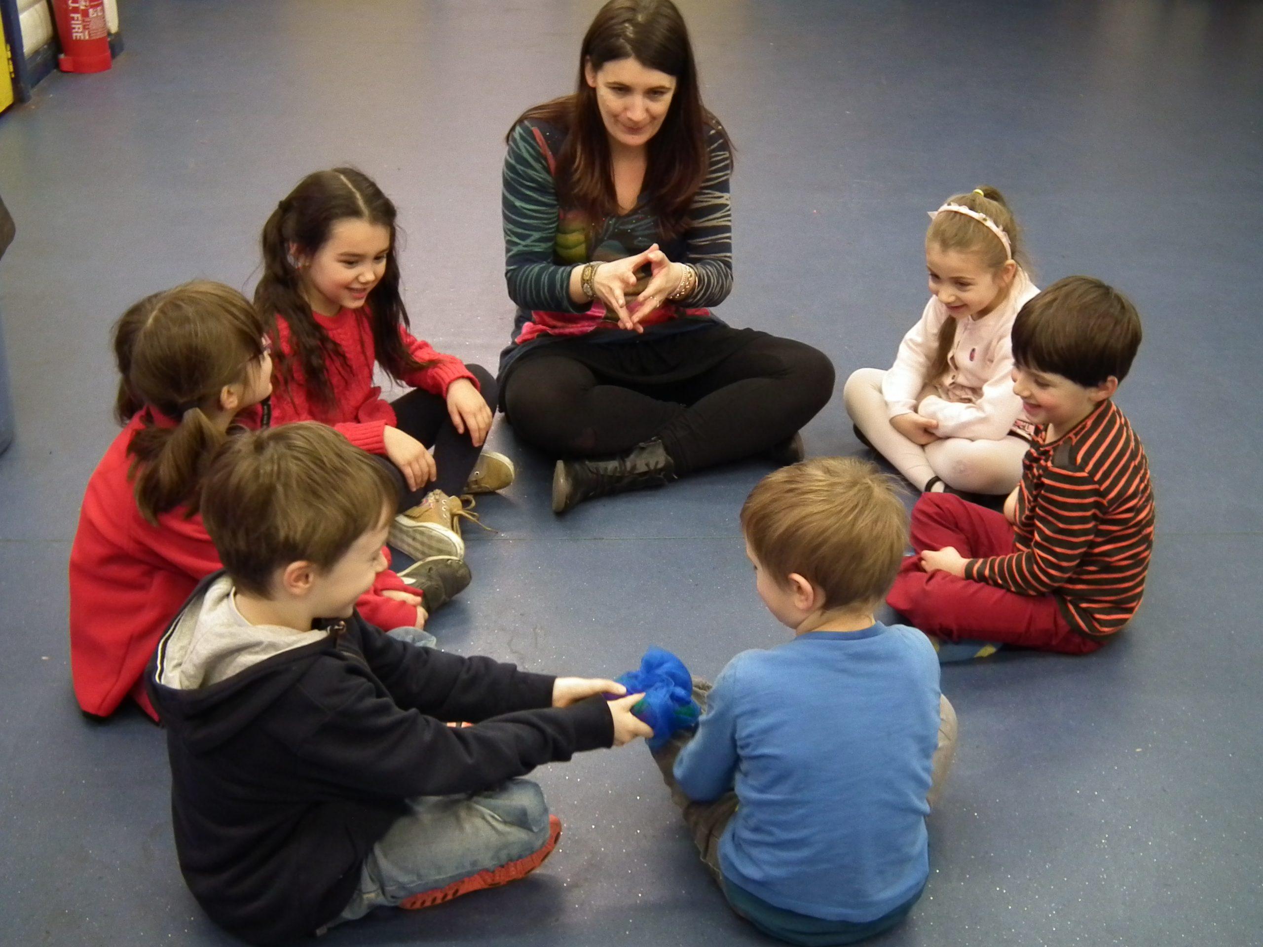 language for kids fanny dulin children